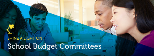 ETT - Web Banner - Shine a Light - Budget Committee - 2014 10 30