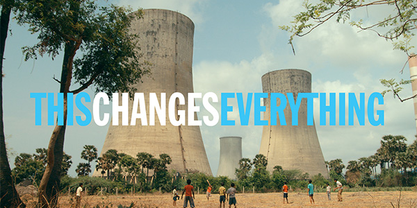 Climate Justice Film Night at Revue Cinema: This Changes Everything