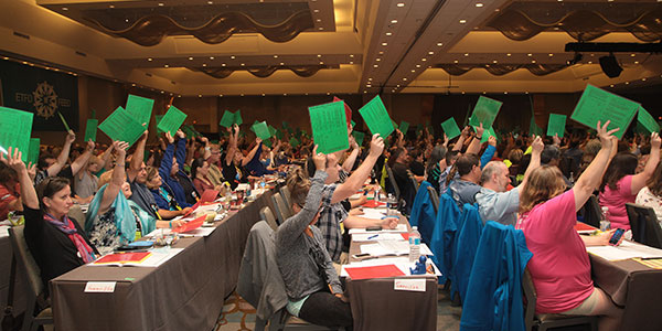 ETFO 2018 Annual Meeting: Delegate Elections